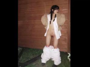 【スマホ撮影】ドMなパイパン激カワ彼女のエロ写メとフェラ動画大量流出!